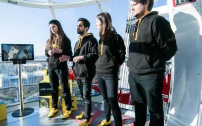 Fostering innovation at Imagine Express Competition