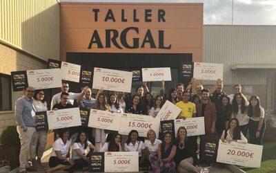 the Smart Lollipop project won the grant of Taller Argal: 20 000€